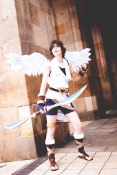 Pit and Medusa - Kid Icarus