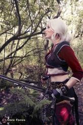 Ciri and Triss Merigold - The Witcher 3