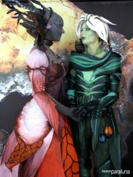 Caithe and Faolain - Guild Wars 2