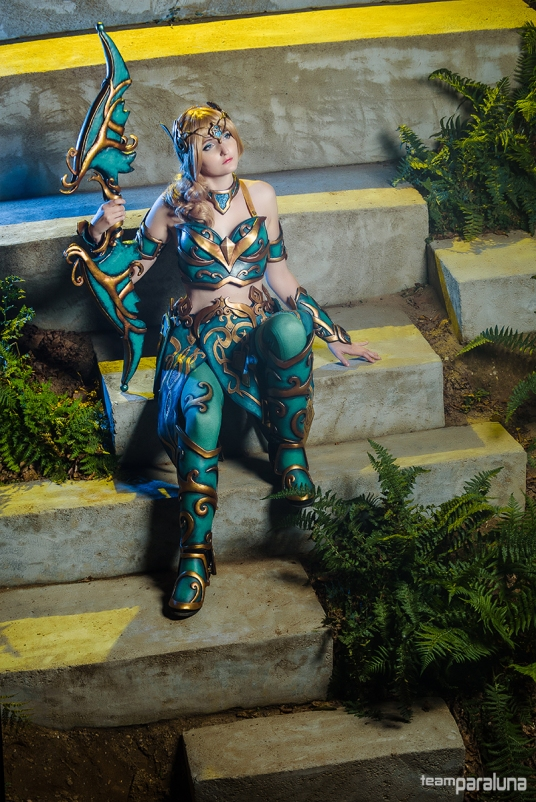 Norn and Daydreamer armor - Guild Wars 2