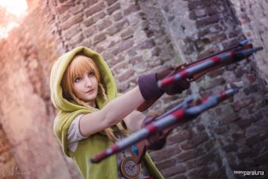 Linkle - Hyrule Warriors