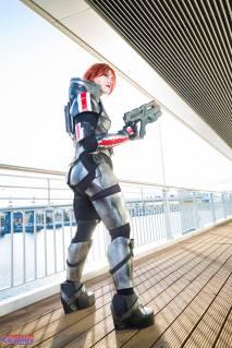 Commander Shepard - Mass Effect